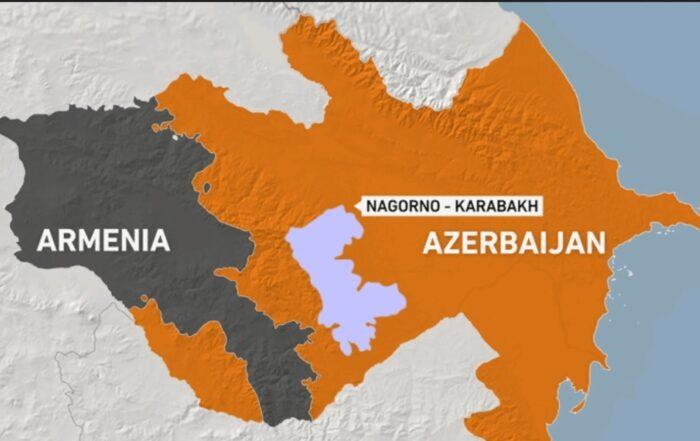 Διένεξη Αρμενίας – Αζερμπαϊτζάν