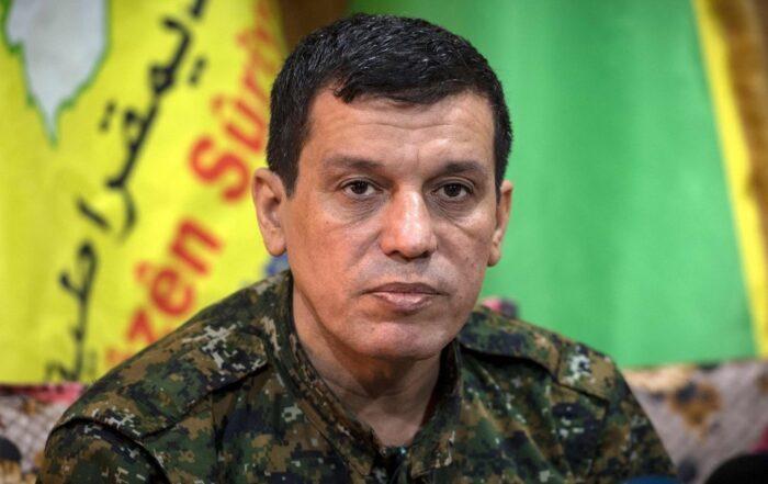 Αμπντί- Εάν δεν δοθεί υποστήριξη στους Κούρδους, το ISIS μπορεί να ξαναγίνει ισχυρό