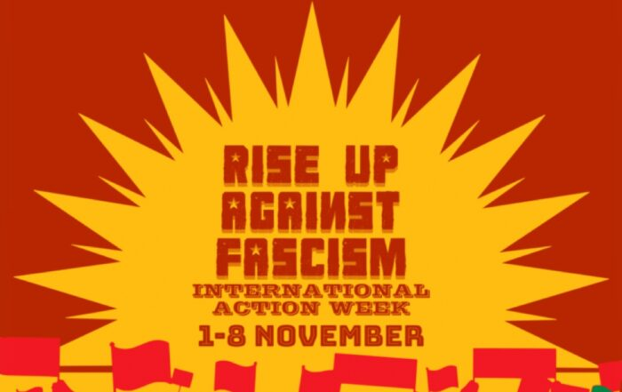 Σταματήστε τον πόλεμο εναντίον της Ροζάβα: Εβδομάδα δράσης σε όλο τον κόσμο