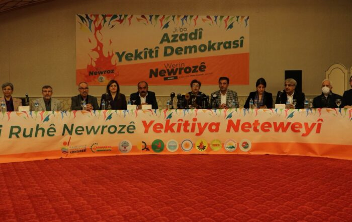 Συμμαχία για το Κουρδιστάν: Η εθνική ενότητα αποτελεί καθήκον για όλους