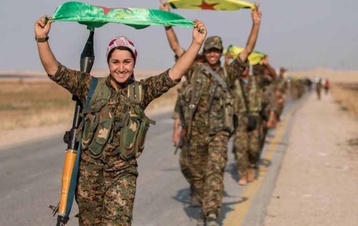 Τα εγκλήματα του τουρκικού καθεστώτος δεν κλονίζουν τα επιτεύγματα του Κουρδικού λαού