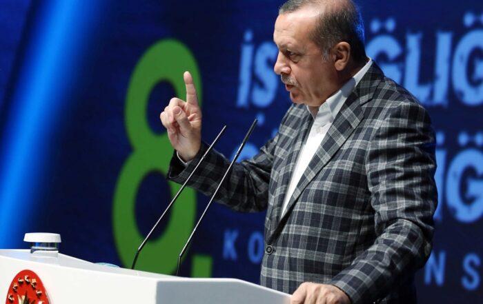 Η «ανατολίτικη» διπλωματία του Ερντογάν