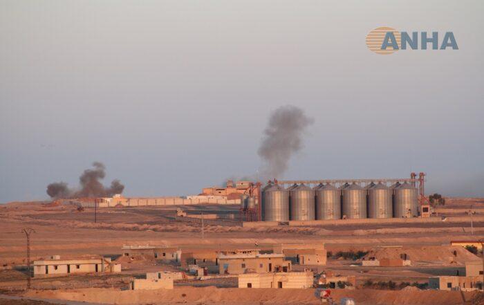 Το SDF απέκρουσε τις τουρκικές προσπάθειες κατάληψης της Ain Issa