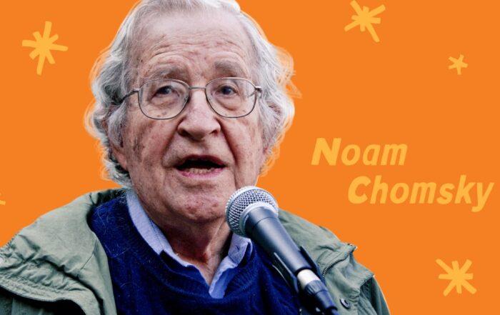 Chomsky: Η επανάσταση της Ροζάβα είναι ένα θαύμα που πρέπει να δει ο κόσμος