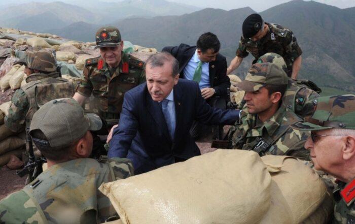Παιχνίδια του Ερντογάν στις πλάτες Τούρκων στρατιωτών