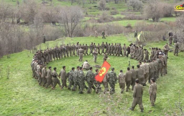 Πλάνα από επιχείρηση Κούρδων ανταρτών σε τουρκικό παρατηρητήριο στο Χακάρι