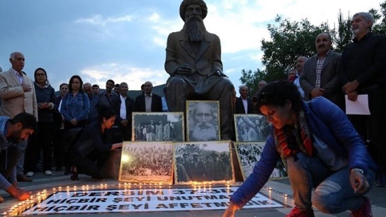 Το HDP τιμά τα θύματα της Γενοκτονίας του Ντερσίμ