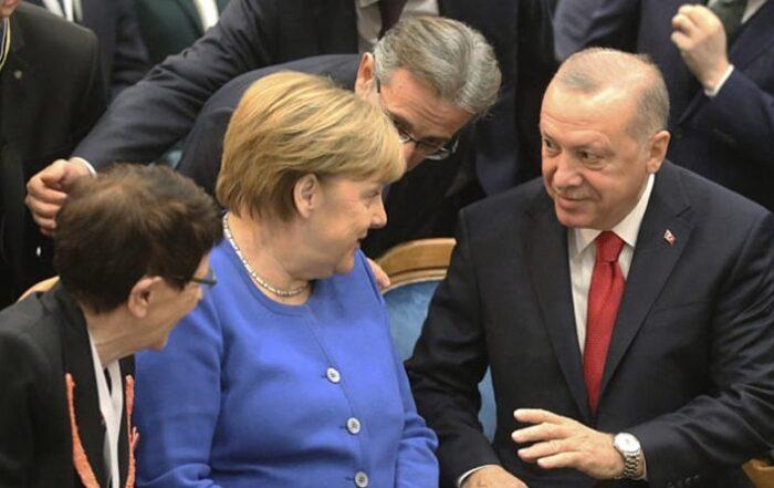 Η Γερμανία συνεχίζει να υποστηρίζει τον Ερντογάν