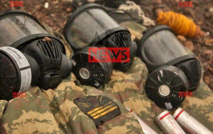 Η γερμανική κυβέρνηση σιωπά για τη χρήση χημικών όπλων από τον Τουρκικό στρατό