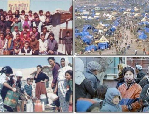 Οι διαχρονικές επιθέσεις της Τουρκίας στον προσφυγικό καταυλισμό του Makhmour