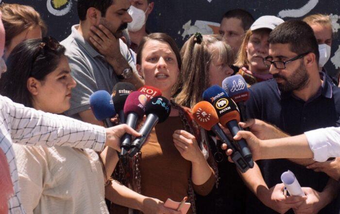 Πρωτοβουλία Υπεράσπισης του Κουρδιστάν: «Σταματήστε τις κυβερνήσεις που πουλούν όπλα στην Τουρκία»