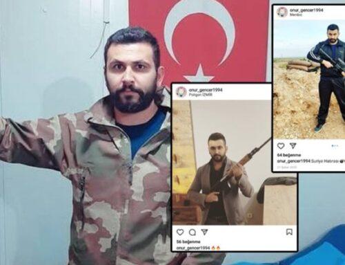 Φωτογραφίες του δολοφόνου στα γραφεία του HDP, αποκαλύπτουν τη σύνδεσή του με το AKP
