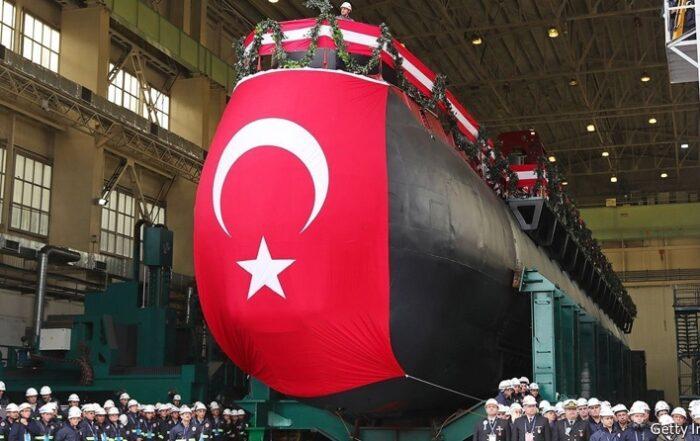 Γερμανικά υποβρύχια δίνουν προβάδισμα στην Τουρκία έναντι της Ελλάδας