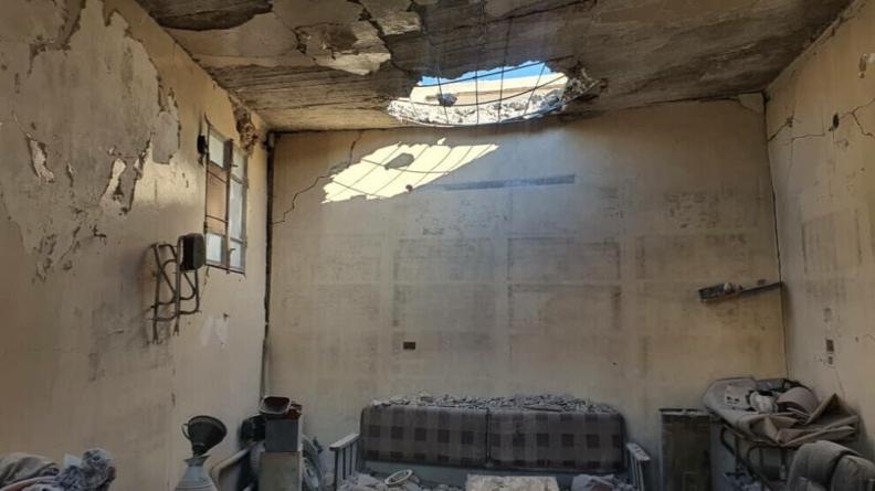 Η Τουρκία βομβάρδισε την πόλη Τιλ Ριφέτ της Συρίας, τραυματίζοντας τέσσερις συμπεριλαμβανομένων και παιδιών