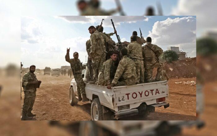 Η Τουρκία σχεδιάζει τη μεταφορά Σύριων μισθοφόρων στο Αφγανιστάν
