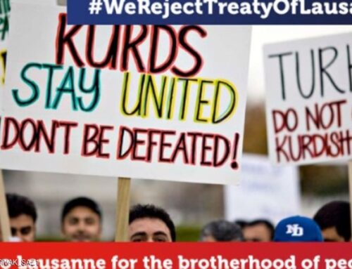 Οι Κούρδοι εναντιώνονται στη Συνθήκη της Λωζάνης εις βάρος όμως της Τουρκίας – Δείχνουν τις Σέβρες