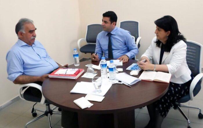 """Οτσαλάν: «Απαιτείται μια """"κοινωνική Συνθήκη της Λωζάνης"""" για την επίλυση του κουρδικού ζητήματος»"""