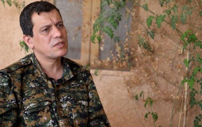 Ο Μαζλούμ Αμπντί απευθύνει έκκληση στον Διεθνή Συνασπισμό να επαναπατρίσει τις οικογένειες του ISIS από τους καταυλισμούς στη ΒΑ Συρία