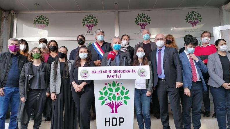 """""""Προσπαθούν με όλη τους τη δύναμη και πάλι δεν μπορούν να διαλύσουν το HDP"""""""