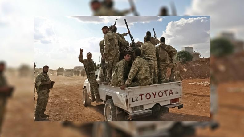 Το YPG ζητά να δοθεί απάντηση στη βεβήλωση των νεκροταφείων από τις τουρκικές δυνάμεις