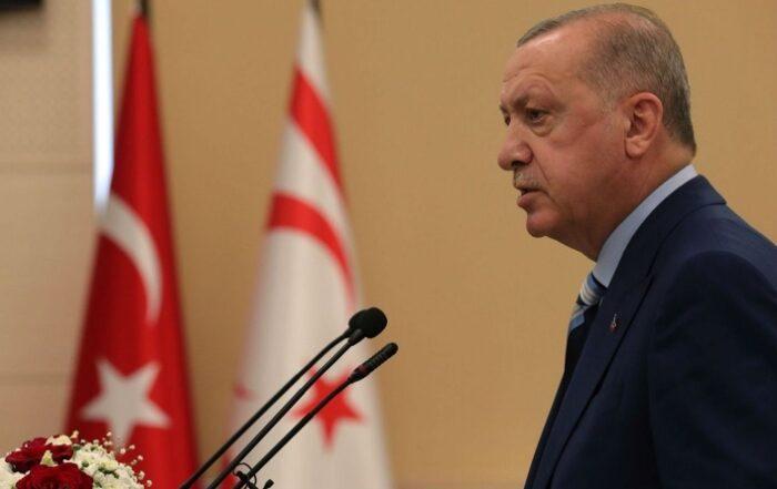 Η Τουρκία είναι ιμπεριαλιστική χώρα - Μην αφήνετε τον Ερντογάν να υποκρίνεται