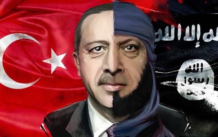Η Τουρκία του Ερντογάν βασικός υποστηρικτής του ISIS, που σκότωσε τους 10 Αμερικανούς πεζοναύτες