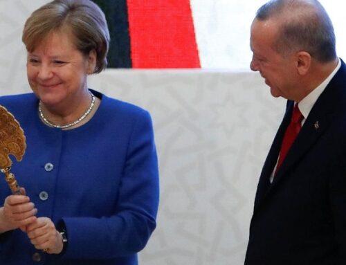 Για ποιον λόγο η γερμανική κυβέρνηση υποστηρίζει τους παράνομους πολέμους του Ερντογάν;