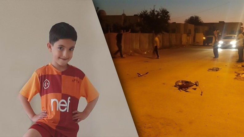 Δήλωση της τουρκικής αστυνομίας: Το 7χρονο Κουρδάκι που σκοτώθηκε από αστυνομικό όχημα «έφταιγε» για τον θάνατό του