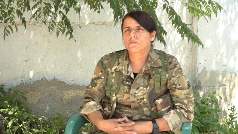 Διοικήτρια του SDF: «Υπερασπιζόμαστε τα εδάφη και τη χώρα μας»