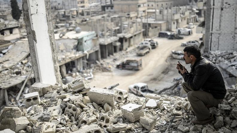 Η επίθεση του Ισλαμικού Κράτους εναντίον του Κομπάνι, σύμβολο της επανάστασης της Ροζάβα, ξεκίνησε πριν από 7 χρόνια