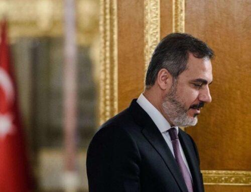 Ο λόγος που επισκέπτεται την Βαγδάτη ο επικεφαλής των τουρκικών μυστικών υπηρεσιών