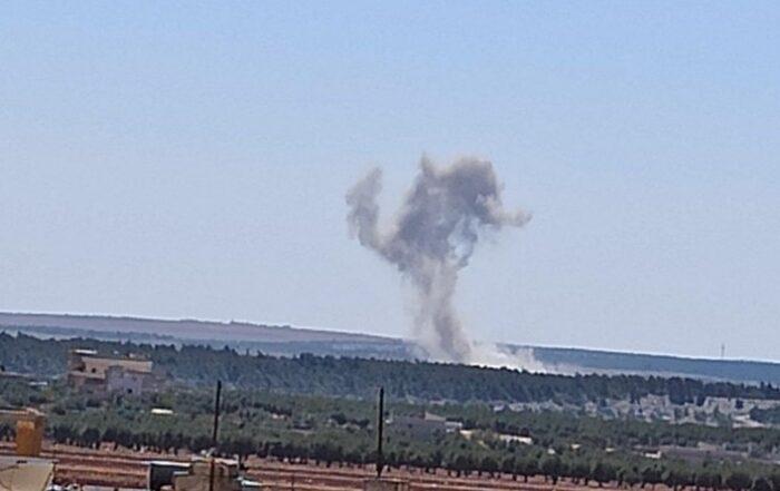 Ρωσικοί βομβαρδισμοί στη Συρία με θύματα 11 αντάρτες φιλοτουρκικής οργάνωσης
