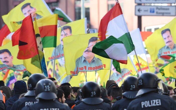 Διαδηλώσεις στη Γερμανία και τη Νορβηγία για την χρήση χημικών όπλων από την Τουρκία
