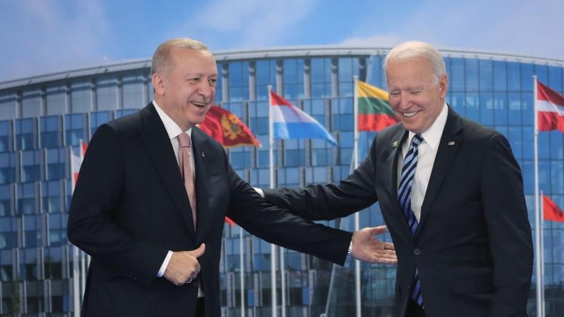 Ο Μπάιντεν δήλωσε ότι η Τουρκία «υπονομεύει» τον αγώνα κατά του ISIS στη Συρία
