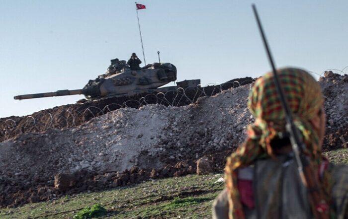 Προετοιμασίες για νέα τουρκική κατοχική επιχείρηση στη βόρεια Συρία