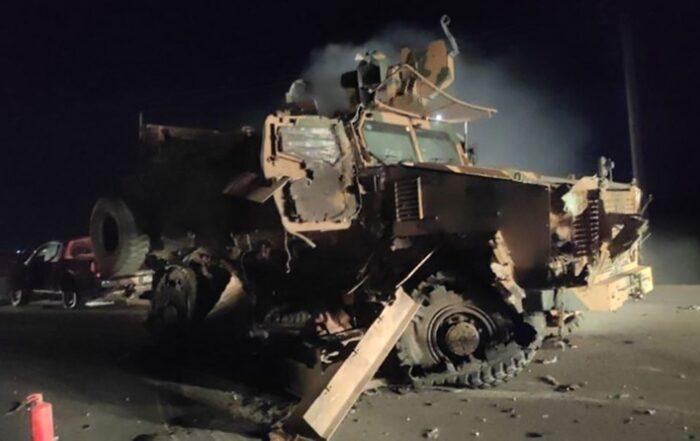 Συρία: Νεκροί δυο Τούρκοι στρατιωτικοί σε έκρηξη βόμβας στο Ιντλίμπ