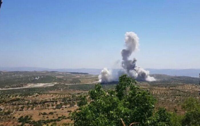 Υψηλόβαθμο ηγετικό στέλεχος της Αλ Κάιντα σκοτώθηκε σε αμερικανική αεροπορική επίθεση στην τουρκοκρατούμενη Ιντλίμπ